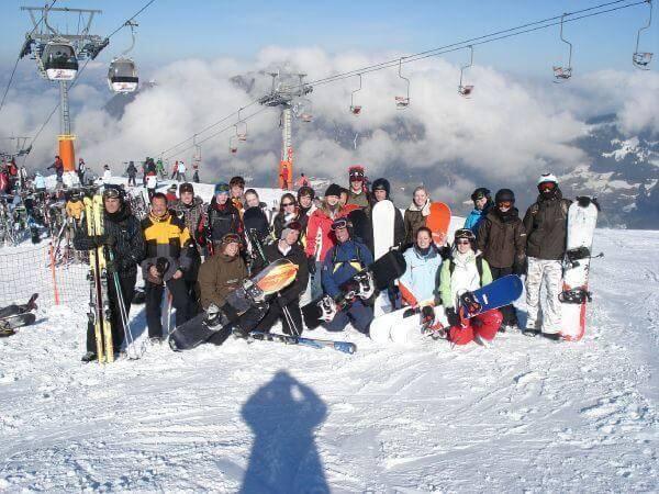 Schneesportexkursion Alpbach