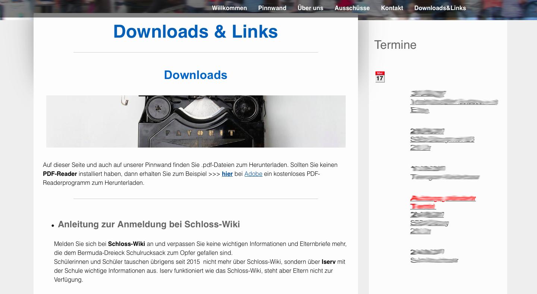 Screenshot_Downloads&Links