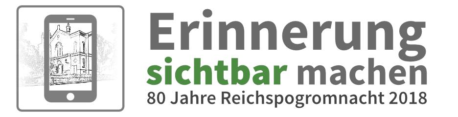 Erinnerungen Sichtbar Machen 80 Jahre Reichspogromnacht
