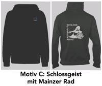 Schlossgeist mit Mainzer Rad